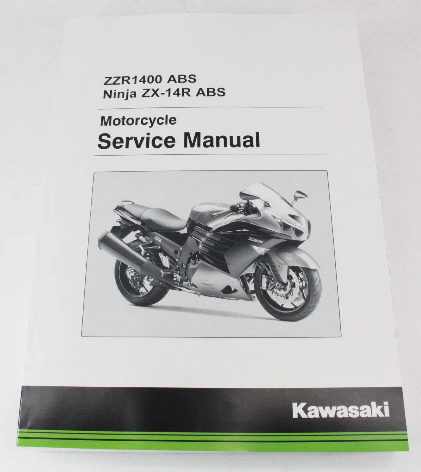 Get Quotations · Kawasaki 2016 2017 Ninja ZX-14R ZX14R ABS SE Service Manual  99924-1508-