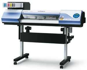 "VersaCAMM VS-300i / VS300i 30"" Eco-Solvent Inkjet Printer/Cutter"