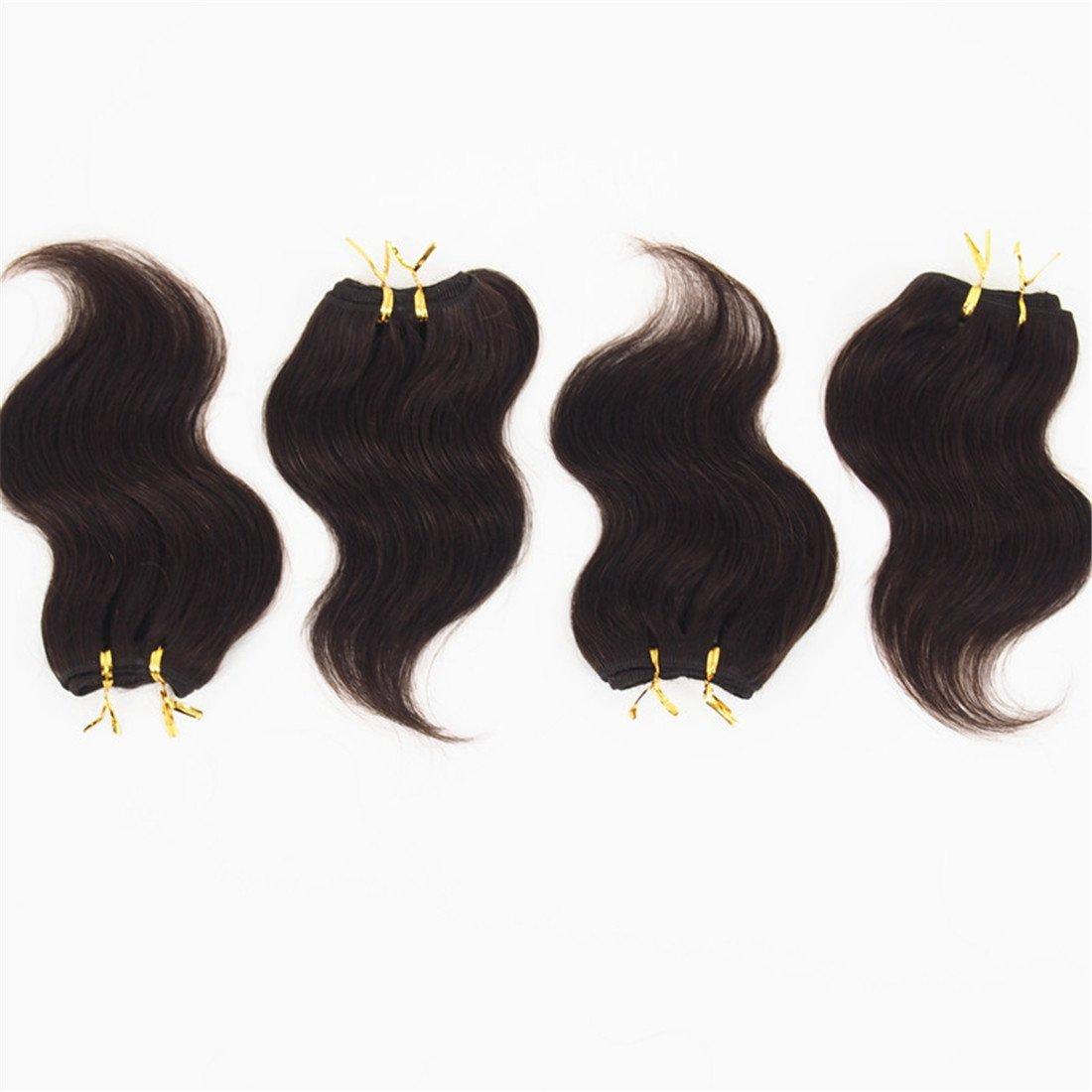 Buy Angel Wavetm8 Inch Short Body Wave Human Hair Extension Brown