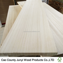 FSC solid wood paulownia laminated board