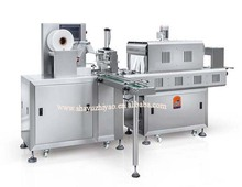 Pet bottle shrink wrapping/packing machine