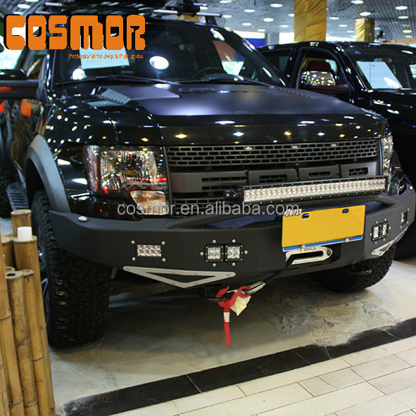 Pick up truck bumper delantero ford f-150