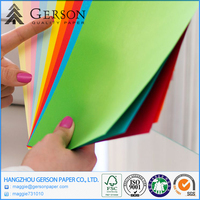 High Quality Color Paper A4 80gsm Bristol Board