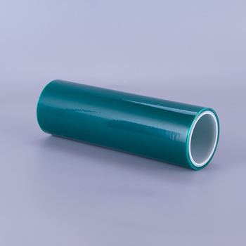 Low Tack Acrylic Adhesive No Residual Clear LDPE Film Rolls Protective Film For Plexiglass