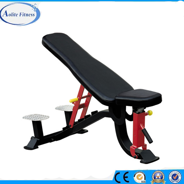 factory hot sale utility bench/Shoulder bench fitness equipment