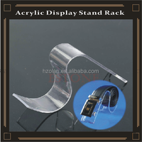 Acrylic Transparency Belt Display Stand Rack