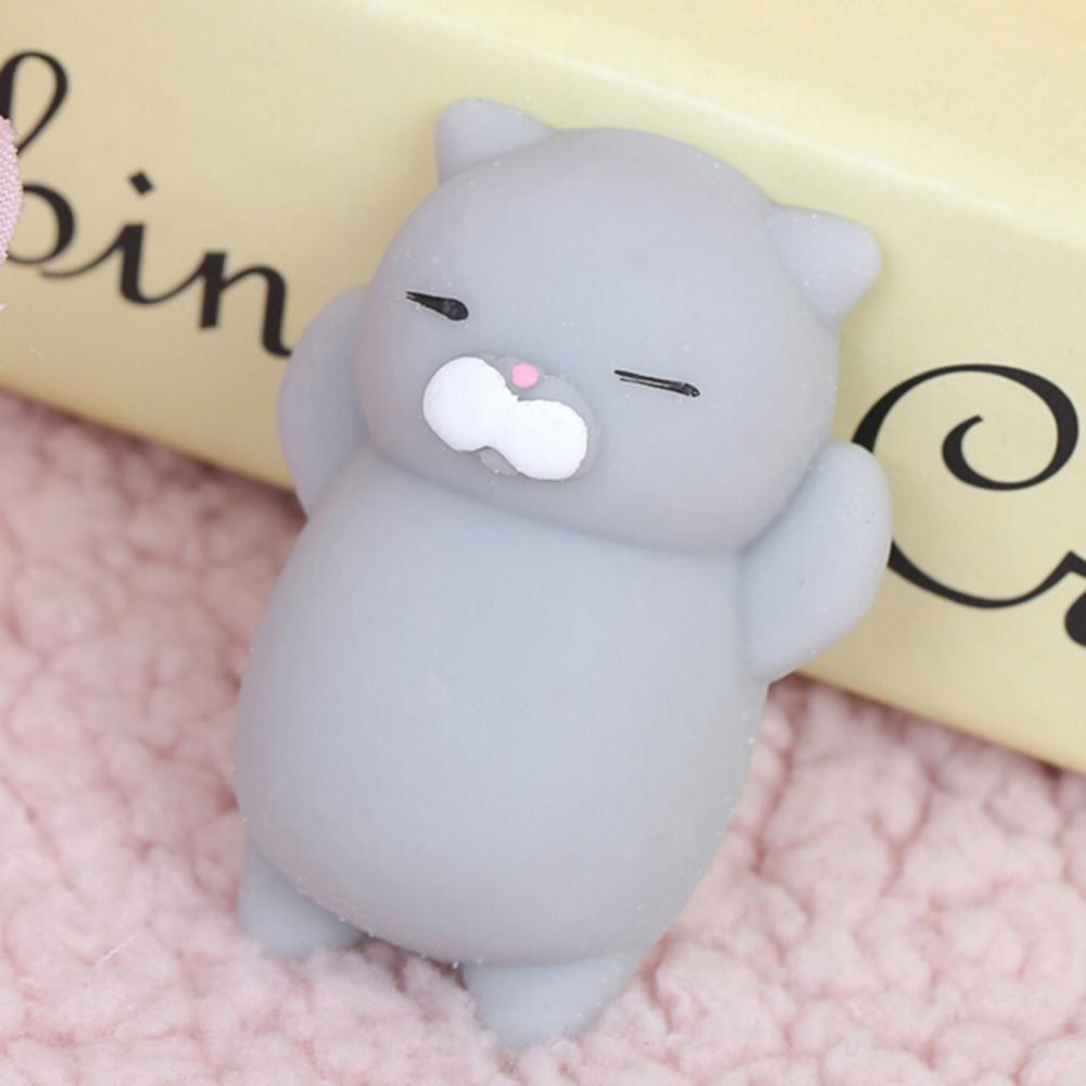 Soft And Squishy Cat Vine : New Arrived Squishy Cat Soft Silicone Animal Squishy Toy Relieve Stress Fidget Hand Squeeze ...
