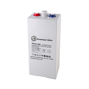Guangzhou Battery OPzV 2V 500Ah Solar panel Gel battery