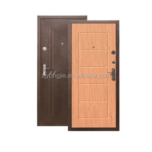 China alibaba swing front entry steel doors for sale