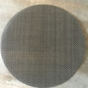 2018 round stainless steel filter disc best factory (manufacturer)