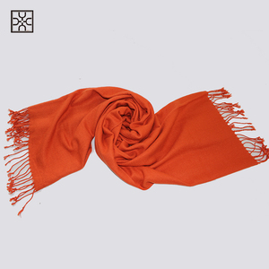 cheap Wholesale Orange Girl Wind-break warm Scarves