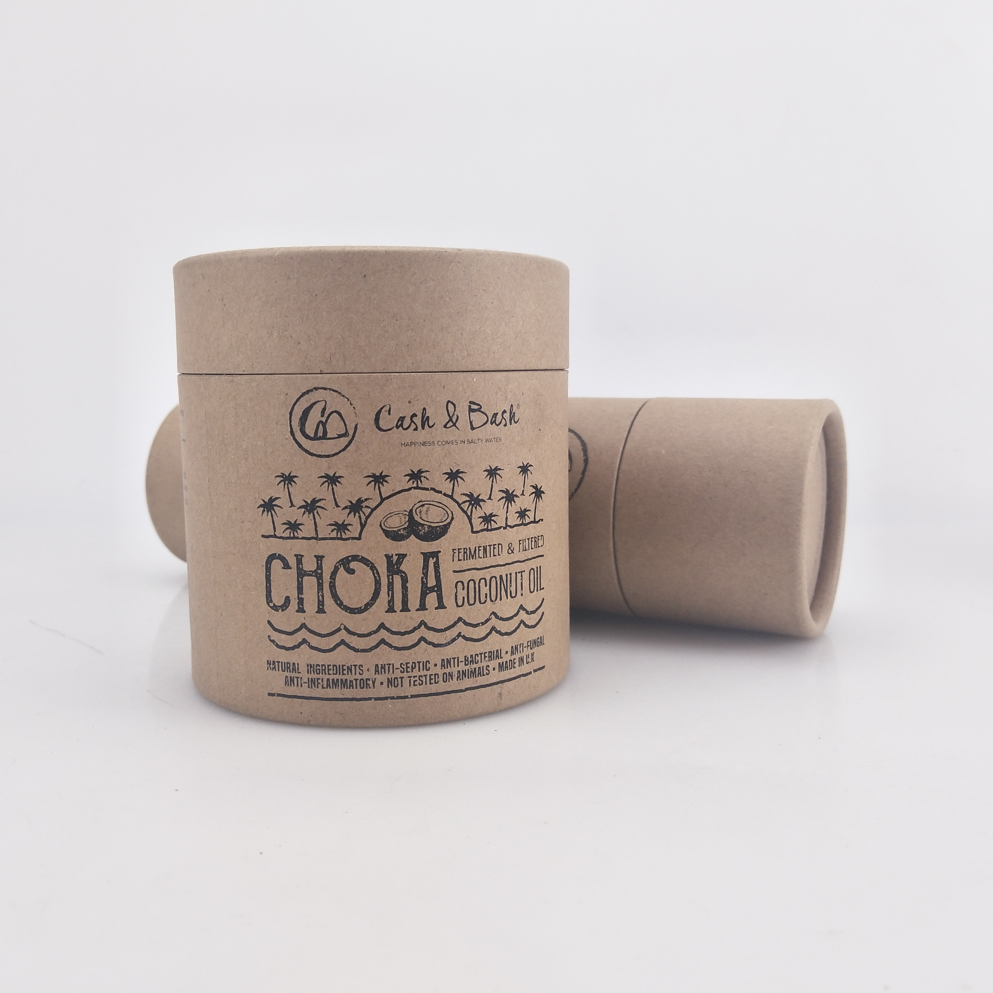 high quality eco friendly material round cylinder kraft paper cardboard tube packaging