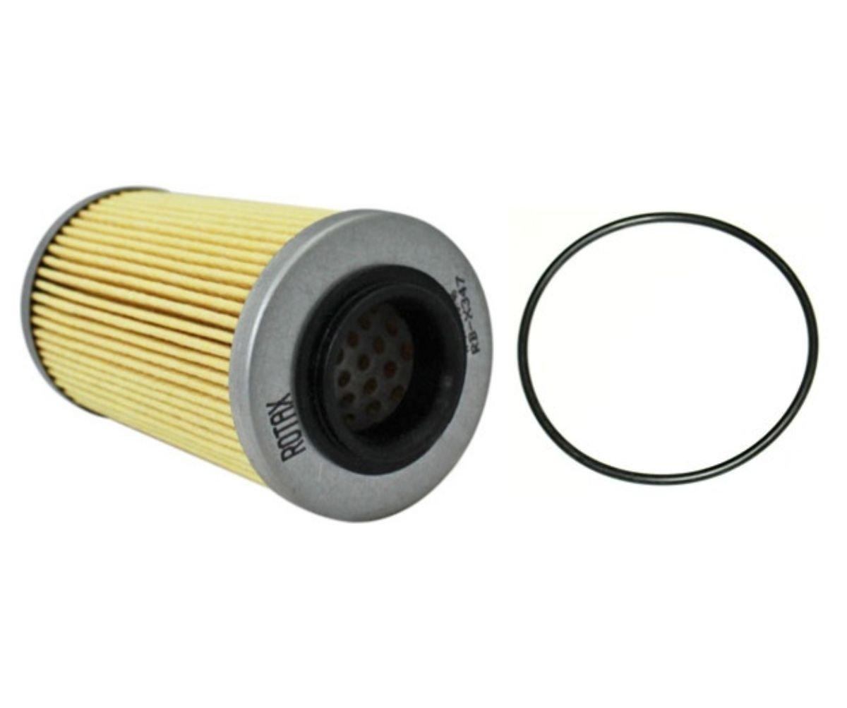 OEM BRP Sea-Doo 4-Tec 4-Stroke Oil Filter 420956741 and O-Ring 420230920