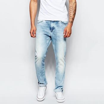 Oem Services Factory Light Blue Plain Fashion Skinny Jeans Boys - Buy Jeans BoysPantalones ...