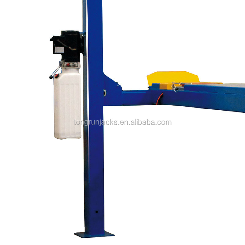 4 Ton Four Post Hydraulic Parking Car  Lift QJY4040-ZJY