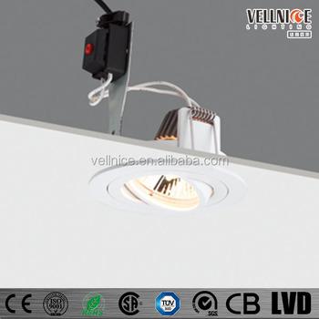 Qr Cb51 Ceiling Recessed Light Ing Mr16 50w Down Lighting Fixture