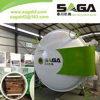 High Frequency Treated Timber Drying Kiln For Sales 6CBM