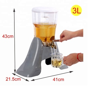 Nw style Drink Beer Tower Dispenser