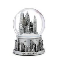 The New York City Snow Globe With Music and Light