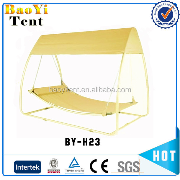 Outdoor waterproof hammock garden Swing bed