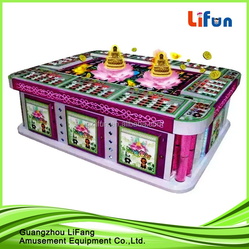 new products 2016 ocean king 2 fishing game fishing simulator game for sale