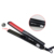 100-240V Titanium Hair Straightener Flat Iron LCD Display Professional Negative Ion Straightening Irons Styling Tools