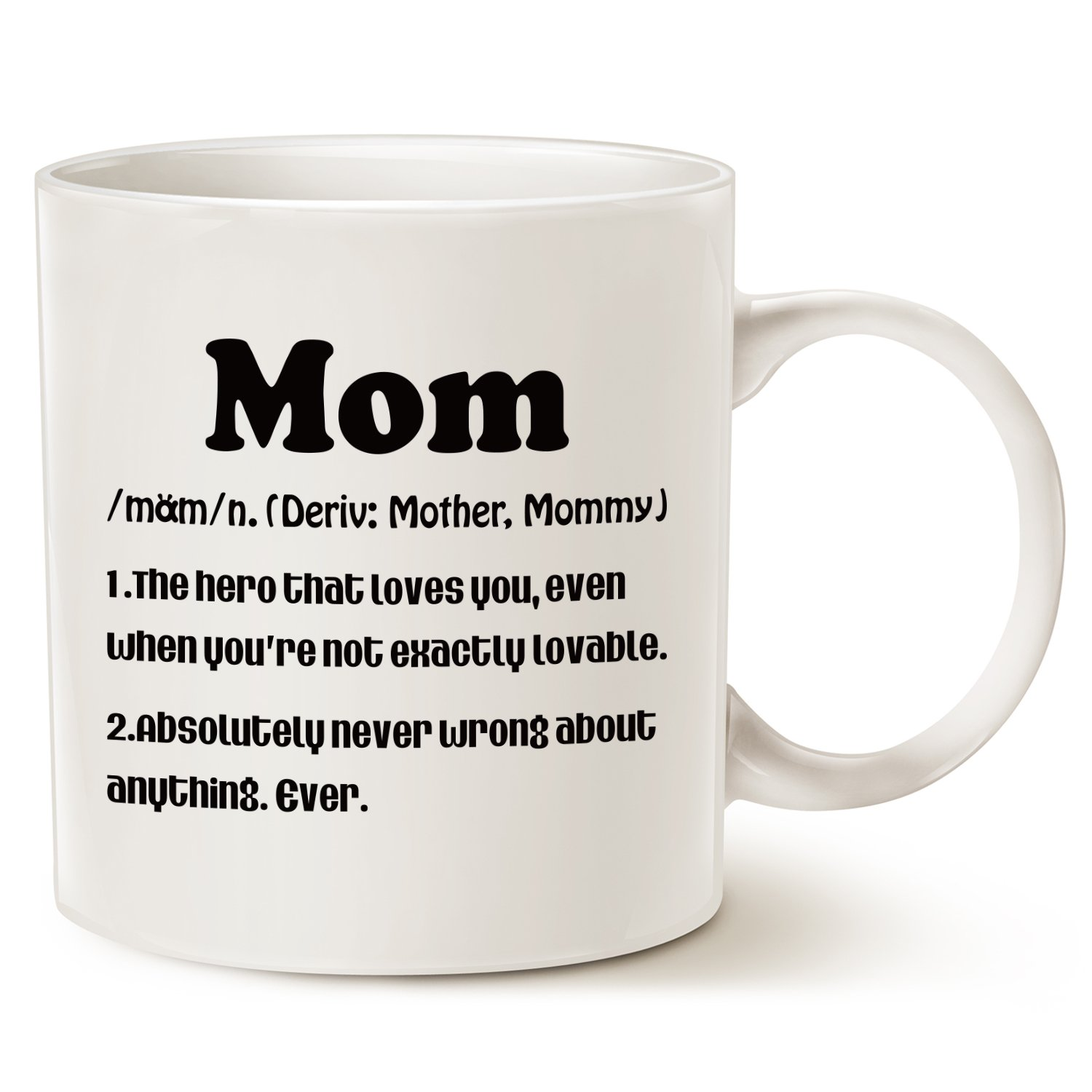 Get Quotations Mother S Day Gifts Mom Definition Funny Coffee Mug Christmas Or Birthday Gift Idea For