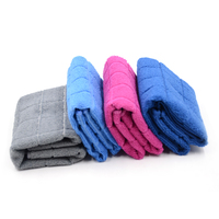 new arrival stock lot microfiber kitchen cleaning towel for car wash