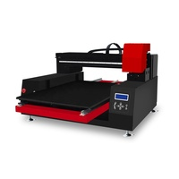 Fully automatic Industrial printer 6090 Large Format Multifunction Digital Inkjet UV led printer price with high quality