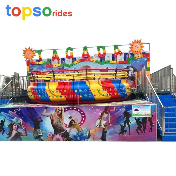 Tops Crazy Attraction Amusements Park Rides Disco Tagada /Disco Tagada for Sale /Disco Tagada Rides фото