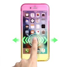 Ultrathin 360 Degree Full Body Protective wholesal mobile phone case for iphone 7