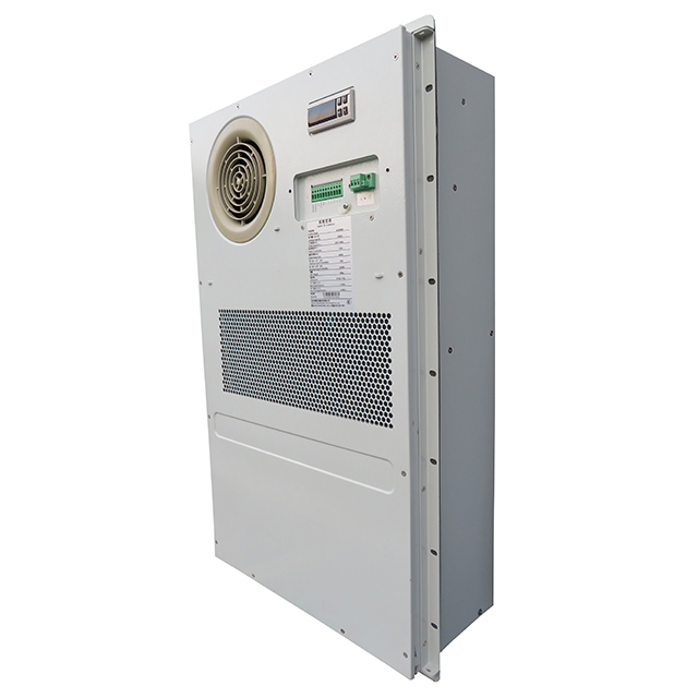 Outdoor electrical equipment enclosure air conditioner cabinet cooling unit