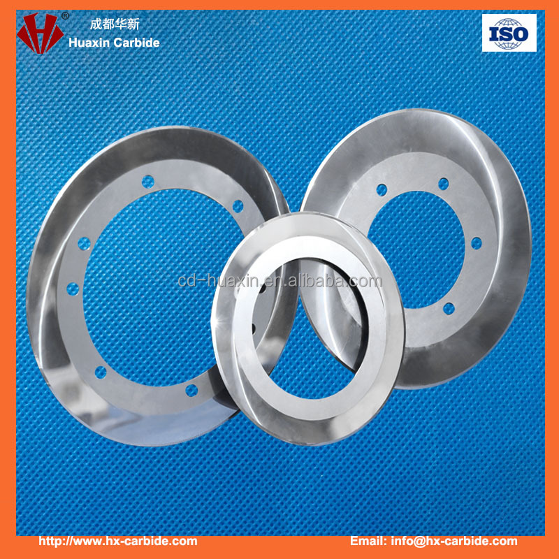 industrial tools grounded Tungsten Carbide Blade for Paper Cutter