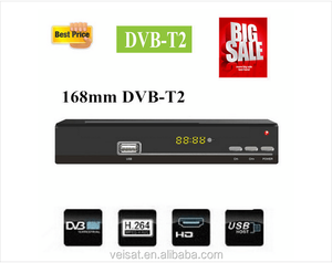 HD DVB-T /T2 ATSC receiver mexico anologe to digital tv converter