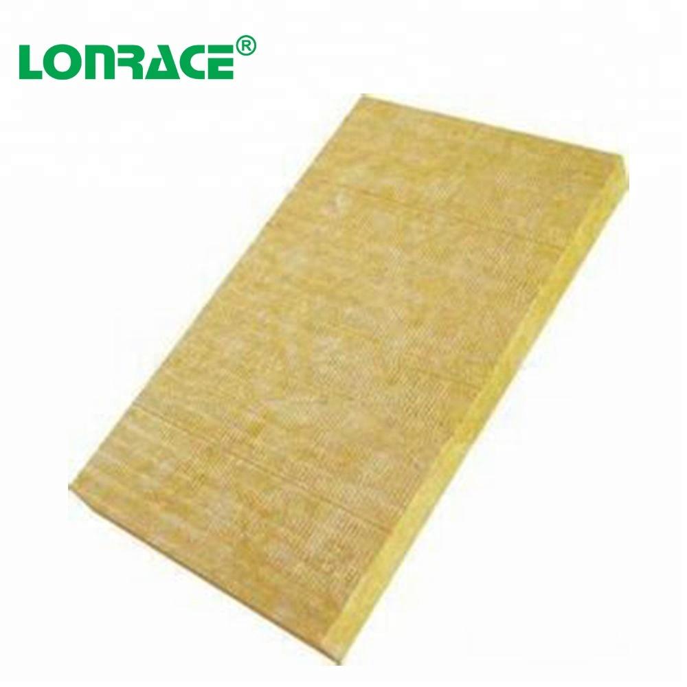 New Design Products Heat Insulation Fire Resistance Rockwool Sandwich Panel A1 Grade