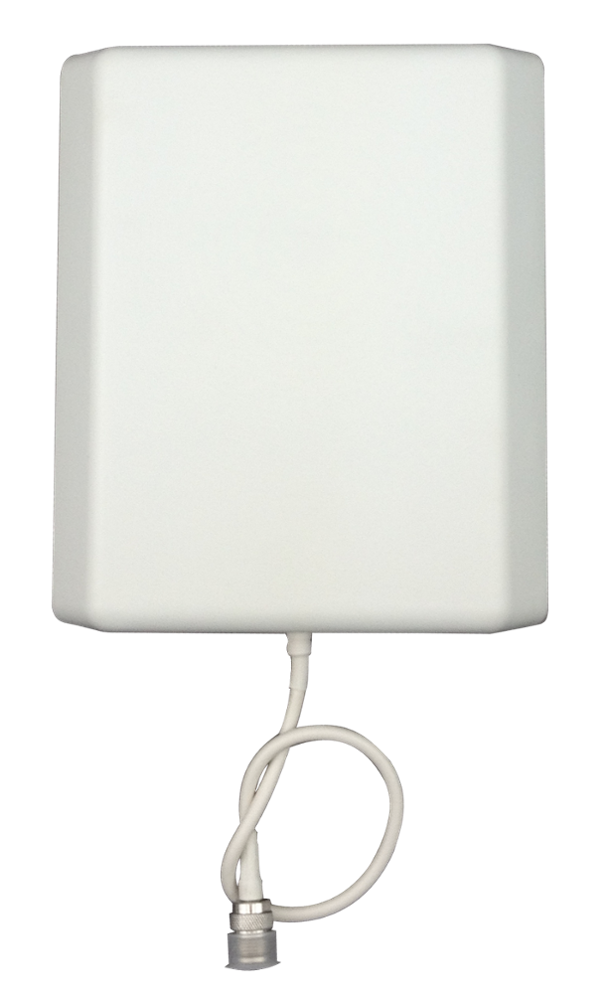700-2700MHz Indoor Panel Antenna 2m Cable Signal Booster 2g 3g 4g Indoor Antenna with N Type male Connector