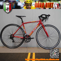 2016 cheap alloy road bike road bicycle with shifting system