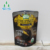 8 Oz Stand-up Zip-lock Tobacco Food Safe Barrier With Gravure Printing Fancy Stand Up Pouch