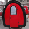 china pratical mobile go cart for vending food
