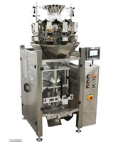 Stainless Steel 14 head multihead weigher with vertical packing machine