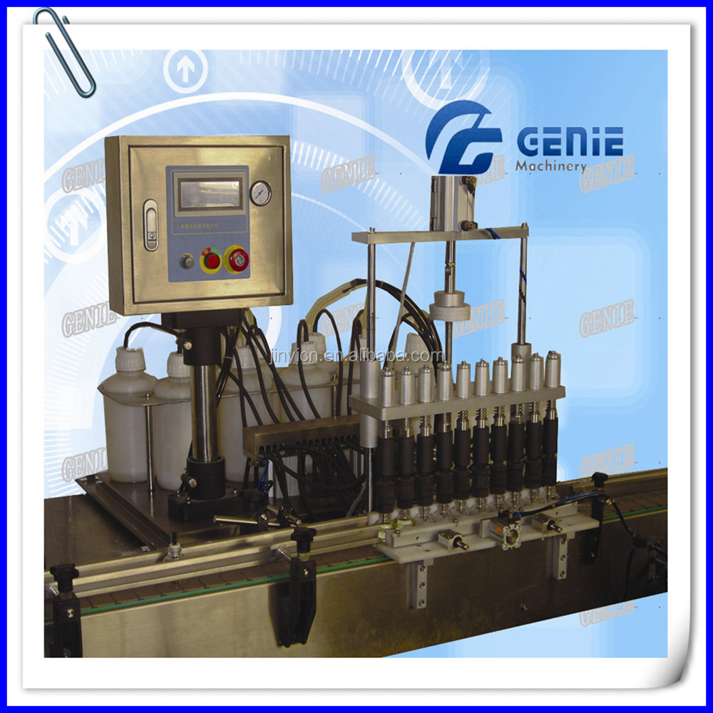 JVF Automatic Vacuum Filling Machine for Perfume/Liquid Products