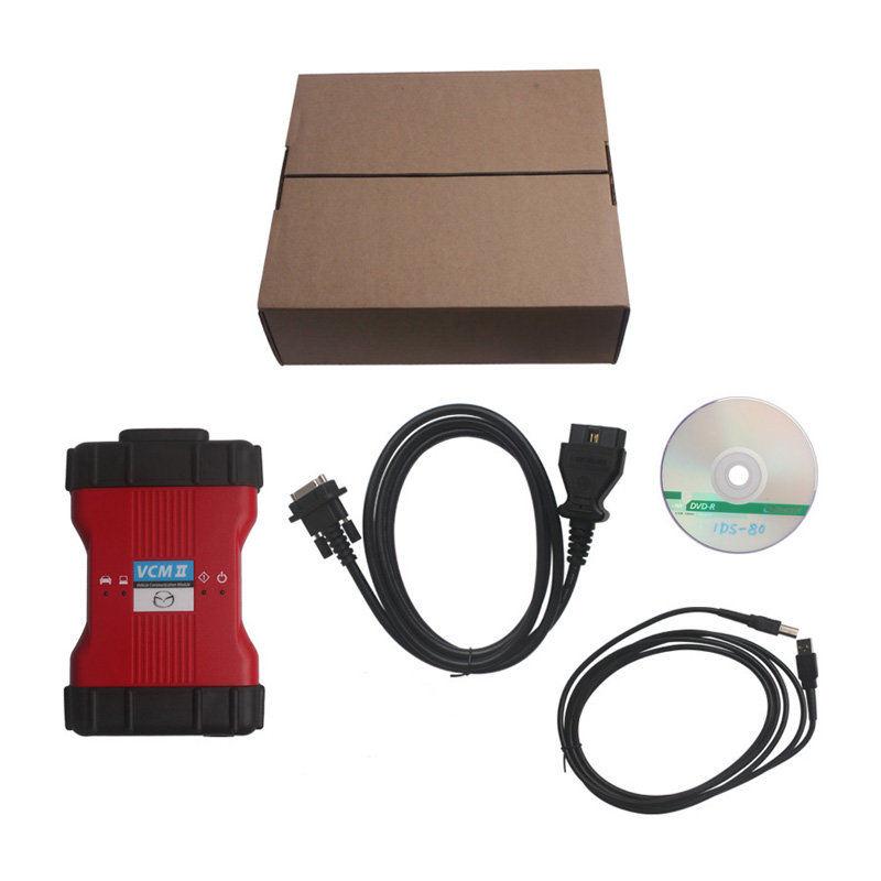 2016 High Quality VCM2 V98 04 Diagnostic Scanner mazda VCM II IDS Support 2016 For Mazda