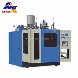 Save investment cost oil drum molding machine/bottle blowing machine