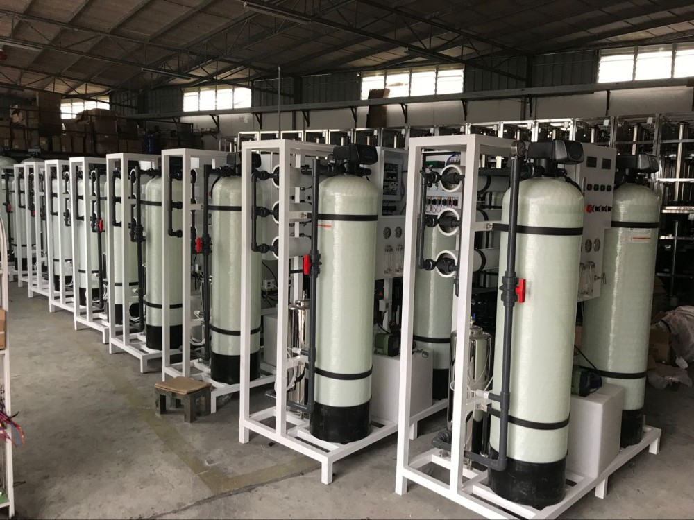 product-500LPH drinking water treatment equipment plant with price with Automatic sand carbon-Ocpuri-4