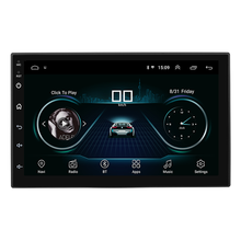 Universale Android Radio 8.1 Sistema <span class=keywords><strong>di</strong></span> 7 Pollici 2 Din Auto Lettore <span class=keywords><strong>Navigazione</strong></span> <span class=keywords><strong>GPS</strong></span> Con Il WIFI Bluetooth AM/FM Specchio link