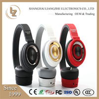 Sports Wireless Bluetooth headset with multifunction FM Radio/TF Card Player/USB port Wireless Bluetooth headset