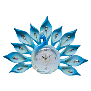 100% Handmade Hot Designer Relife Wall Decor Art Wall Clock For Decoration