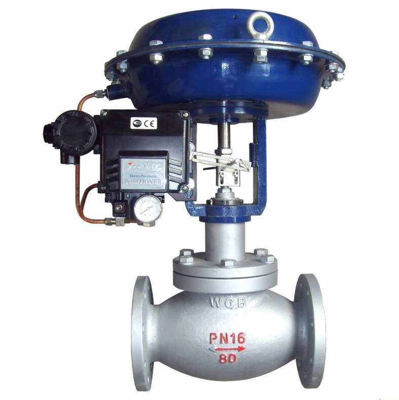 pneumatic water flow control valve for chilled water buy pneumatic