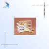 High grade Acrylic/Perspex Bakery/Cake/Food Case/Cabinet with Doors