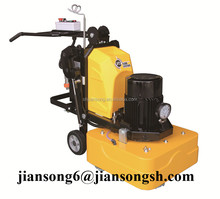 JS660 Concrete Polishing Machine For Concrete Floor - Wet Use Concrete Grinder And Polisher